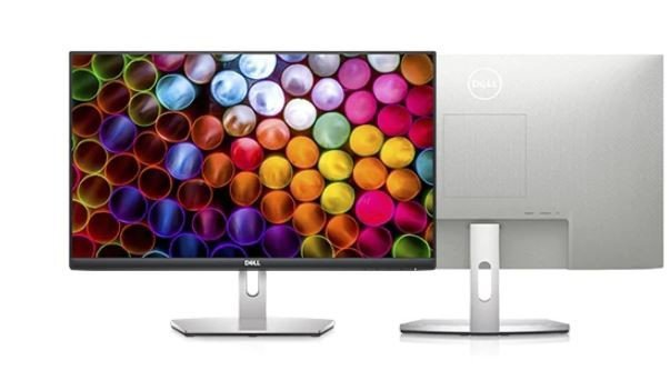 Dell Monitor S2421H 23,8 cali IPS LED Full HD (1920x1080) /16:9/2xHDMI/Speakers/3Y PPG