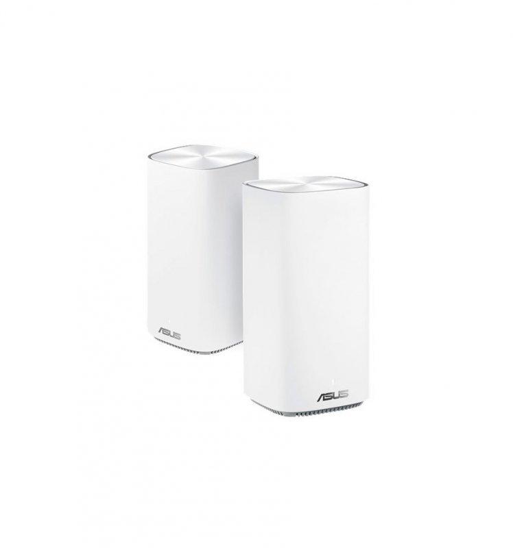 Asus System WiFi ZenWiFi CD6 AC1500 2-pack biały
