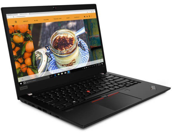 Lenovo Ultrabook ThinkPad T14 G1 20S0006QPB W10Pro i7-10510U/16GB/512GB/INT/14.0 FHD/Touch/Black/3YRS OS