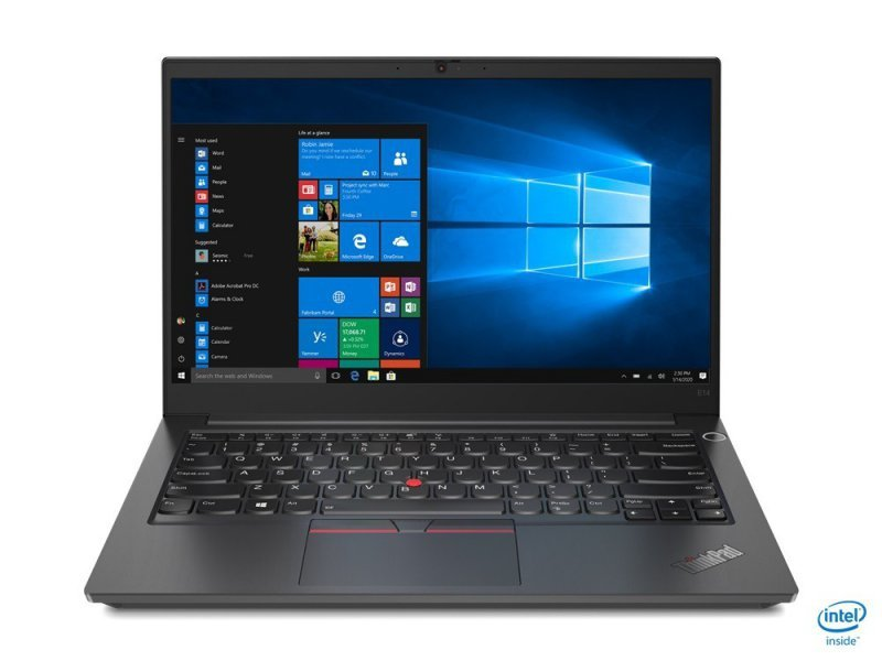 Lenovo Laptop ThinkPad E14 G2 20TA000CPB W10Pro i5-1135G7/8GB/256GB/INT/14.0 FHD/Black/1YR CI