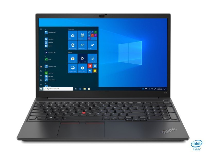 Lenovo Laptop ThinkPad E15 G2 20TD0004PB W10Pro i5-1135G7/8GB/256GB/INT/15.6 FHD/Black/1YR CI
