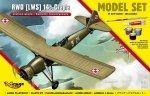 RWD LWS 14b CZAPLA Polski Samolot Towarzyszący