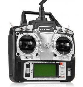 FlySky FS-T6 6CH 2.4GHz + odbiornik R6B