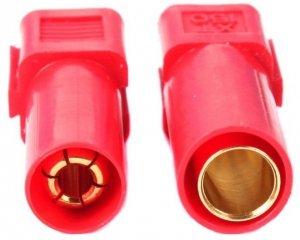 Para konektorów XT150 (czerwone)