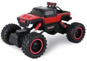 ROCK CRAWLER 4WD 1:14 - Czerwony - POSERWISOWY (Uszkodzona elektronika)