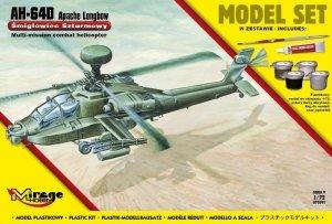 AH-64D APACHE Longbow Amerykański Śmigłowiec Szturmowy