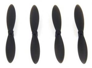 Zestaw 6 śmigieł 1 (3xCW+3xCCW) do MJX X901 - czarne