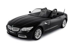 BMW Z4 CABRIO 1:12 RTR (zasilanie na baterie AA) - Czarny