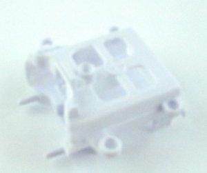 Mocowanie baterii białe - X22W-07