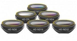 Zestaw filtrów do DJI Spark