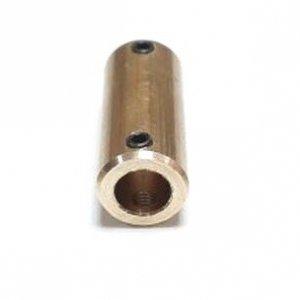 Łącznik sztywny 3mm - 4mm długość 18mm