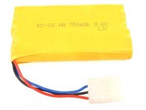 600mAh 9.6V Ni-Cd Tamiya