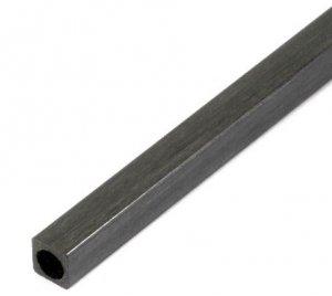 Profil węglowy kwadratowy 5,0/5,0 x 1000 mm otwór ø4,0 mm