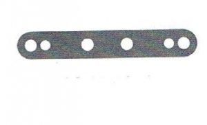 Przednie mocowanie zawieszenia 2 szt.  - 10433