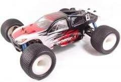 Czarna karoseria do VRX-1 Truggy - R0026