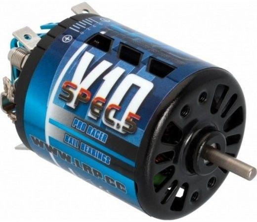 Silnik szczotkowy V10 SPEC5 19x2