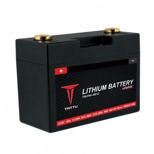 Tattu 12.8V 4Ah Motorsport Starting Battery