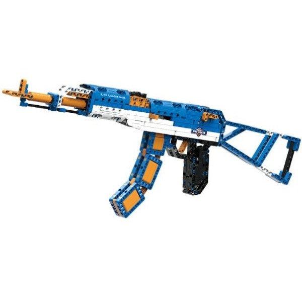 Karabin automatyczny Kałasznikow AK-47 - klocki CADA