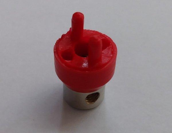 Sprzęgło kłowe 3mm