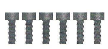 Śruba z łbem stożkowym M3x10 6szt. - 85182