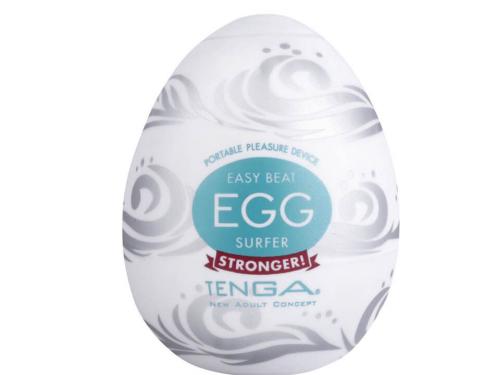 Dyskretny Masturbator - Tenga - Hard Boiled Egg - Surfer