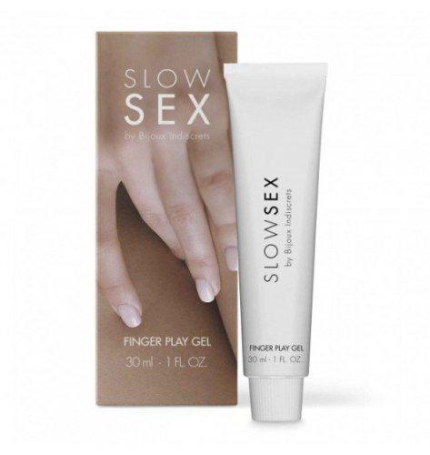 Slow Sex Finger Play Gel