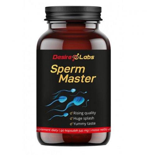 Desire Labs (PL) -Sperm Master 90 kaps.