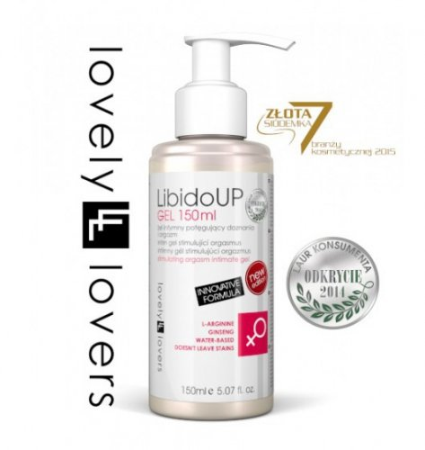Lovely Lovers LibidoUP Gel 150 ml