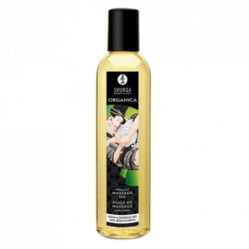 Olejek do masażu - Shunga Massage Oil Organica Natural