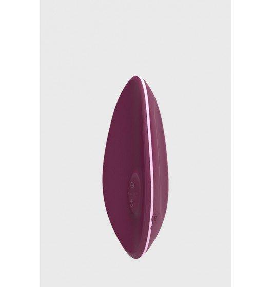 Masażer B Swish - Bsoft Premium (burgund / róż)