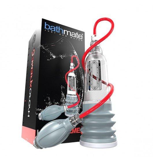 Bathmate HydroXtreme5 Crystal Clear
