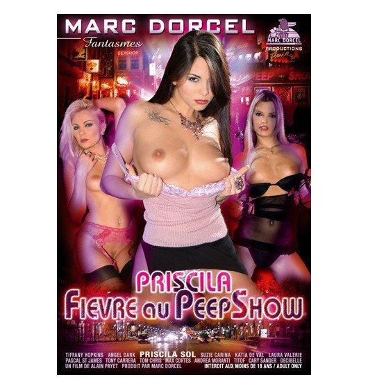 DVD Marc Dorcel - Priscila, peep show fantasy