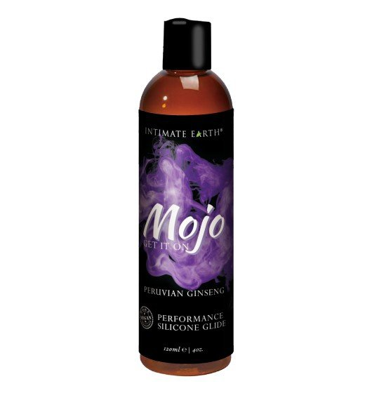 Intimate Earth Mojo Peruvian Ginseng Silicone Performance 120ml