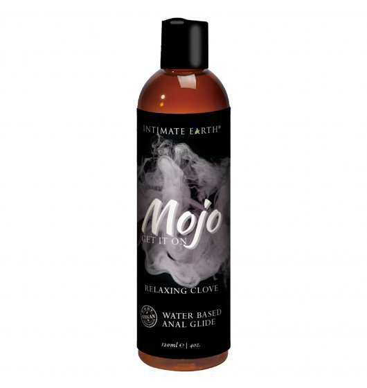 Intimate Earth Mojo Waterbased Anal Relaxing Glide 120ml
