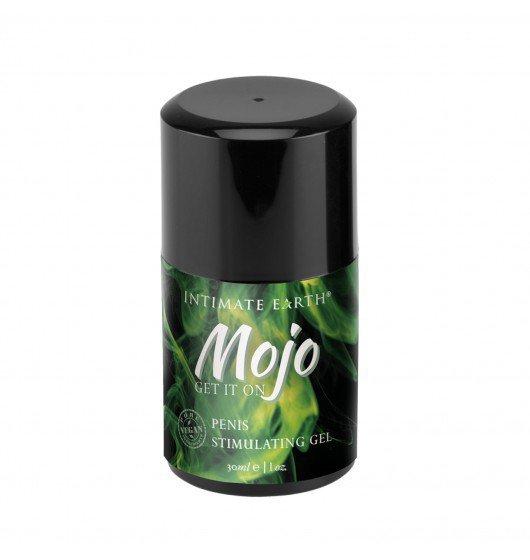 Intimate Earth Mojo Niacin and Ginseng Penis Stimulating Gel 30ml