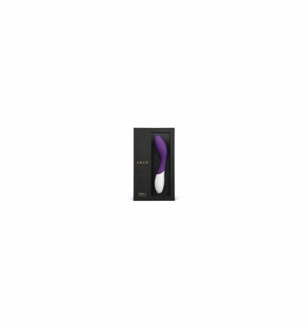 Stymulator punktu G- LELO - Mona 2, purple