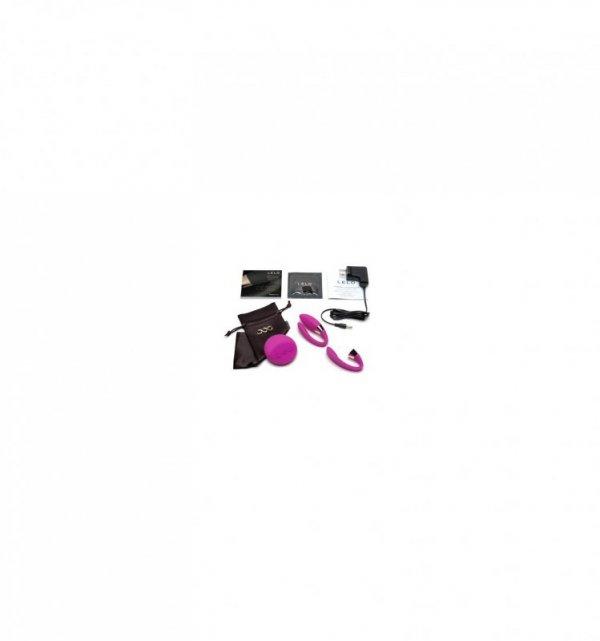 Wibrator dla par LELO - Tiani 2, cerise