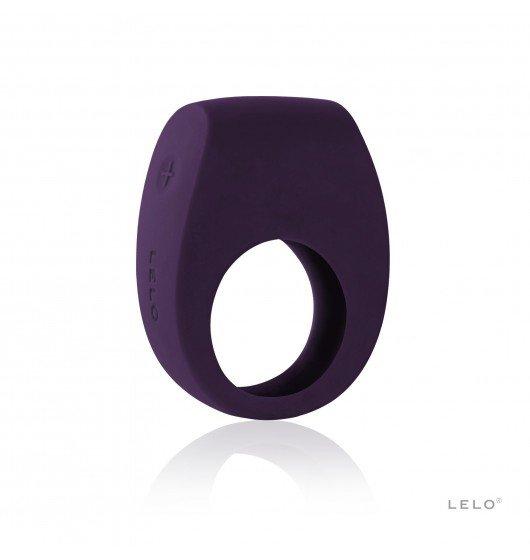 Wibrujący pierścień na penisa LELO - Tor 2 (fioletowy)
