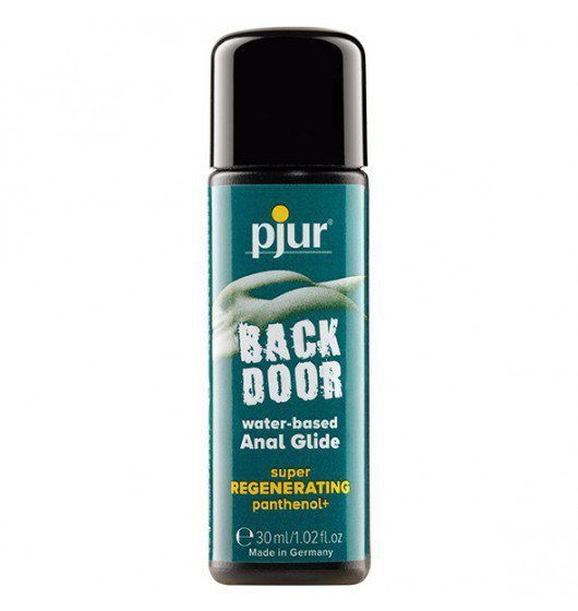 pjur Back Door Regenerating Anal Glide 30ml