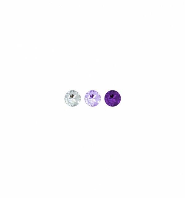 Rianne S - Booty Plug Set 3x Purple