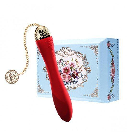Wibrator Zalo Versailles Marie Bright Red