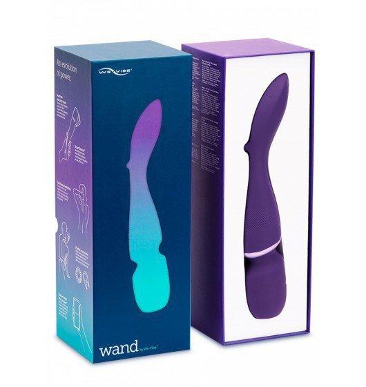 Masażer Różdżka -Wand by We-Vibe Purple