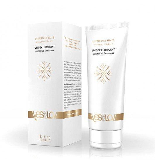 YESforLOV Lubricant Unlimited Freshness 100 ml