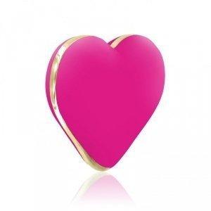 Stymulator serduszko - Rianne S - Heart Vibe (french rose)
