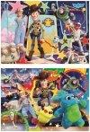 Puzzle 2x20 elementów Super Kolor Toy Story 4