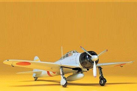 TAMIYA A6M2 Type 21 Zero Fighter