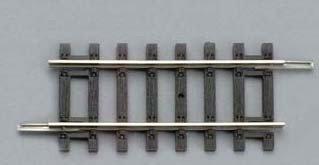 PIKO Tory proste 62 mm ( 2.44') 6 pcs
