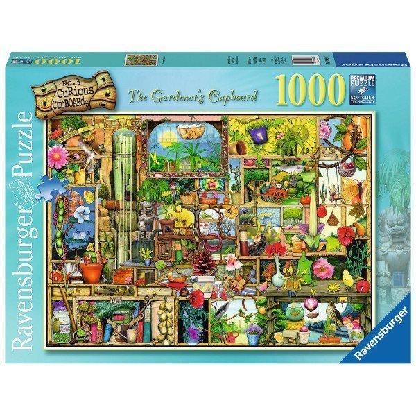 Puzzle 1000 elementów Kredens ogrodnika