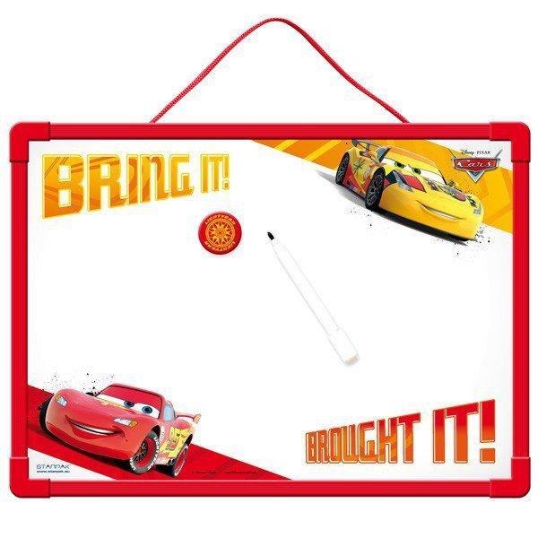 STARPAK Tablica Cars Suc hościer. magnet.
