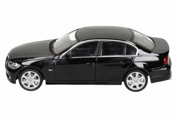 BMW 330l, czarny